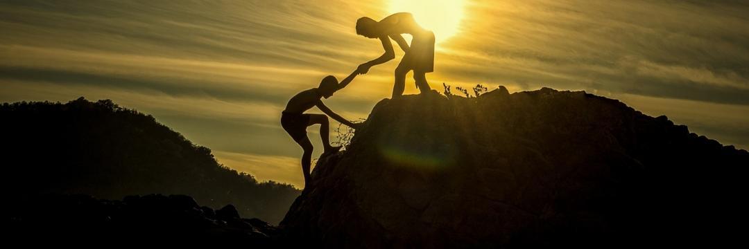 Procurar ajuda profissional é um ato de coragem!