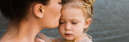 A qualidade do tempo entre mãe e bebê
