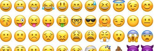 Breve reflexão sobre os emojis e emoticons nas mídias sociais